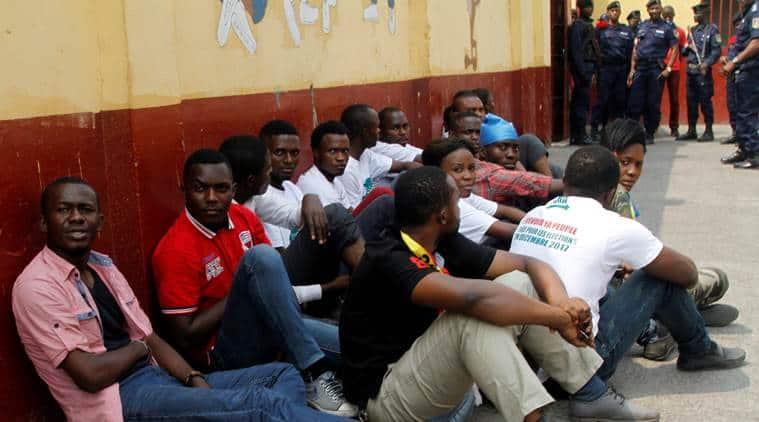Congo, Congo protests, Congo deaths, Bundu dia Kongo, BDK, Human rights watch