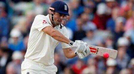 Alastair Cook gave a batting masterclass and I had the best seat in the house, says DawidMalan