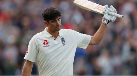 Alastair Cook remains threat to Sachin Tendulkar's record