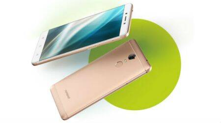 Coolpad Note 5 Lite C with Android 7.1 Nougat launched in India: Price, key specifications
