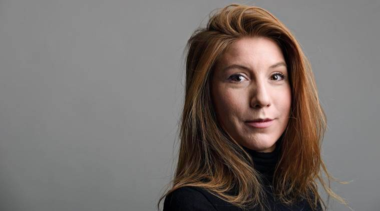 Kim Wall, Swedish journalist Kim Wall, journalist killed, Kim Wall murder, journalist body parts found, press freedom, journalists murdered, world news