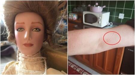Don't believe in ghosts? Wait till you get to know about the 'creepy bridal doll'