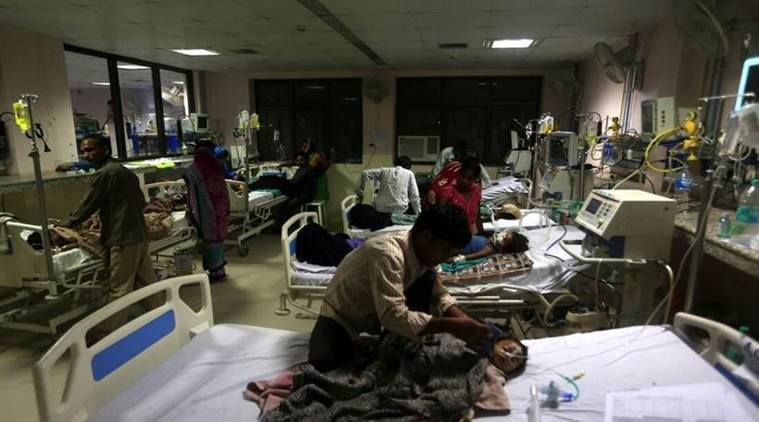 Jamshedpur crib deaths, Crib deaths in Jamshedpur, M G M Hospital Jamshedpur crib deaths, Congress, Raghubar Das, Jharkhand news, India News, Indian Express News