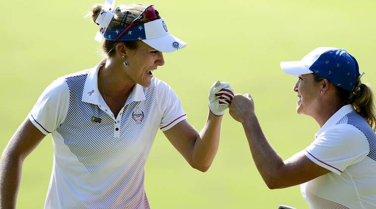 Solheim Cup, Des Moines Golf and Country Club, Juli Inkster, Lexi Thompson