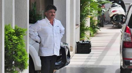 IT raids at properties linked to Shivakumar continue, brother says money not ours