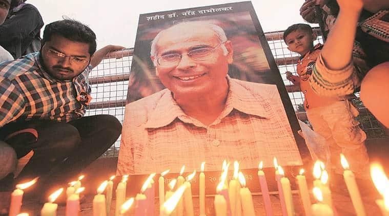 Dhabolkar Murder Case, Narendra Dhabolkar Murder case, Narendra Dhabolkar, Sarang Akolkar, Vinay Baburao Pawar, Sanatan Sanstha, Virendra Tawde, Pune news, Indian Express news