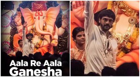 Daddy new song Aala Re Aala Ganesha, Daddy, Daddy film, Daddy song, Daddy Arjun Rampal, Arjun Rampal, Arjun Rampal film, Arjun Rampal daddy role