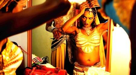 Dancing Queens, India's first transgender dance troupe, perform in Mumbai