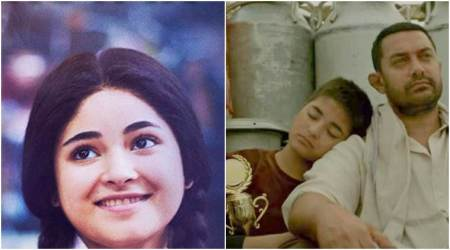 Not just Zaira Wasim, there's another similarity between Dangal and Secret Superstar