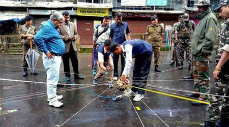 Kalimpong blast: 'Miscreants did recee before attack', police conduct raids