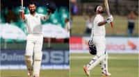 Cheteshwar Pujara 128*, Ajinkya Rahane 103*; India 344/3 on Day 1 against SriLanka