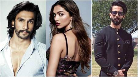 Deepika Padukone gets whopping amount of Rs 13 crore for Padmavati, Ranveer Singh and Shahid Kapoor take home Rs 10 crore each
