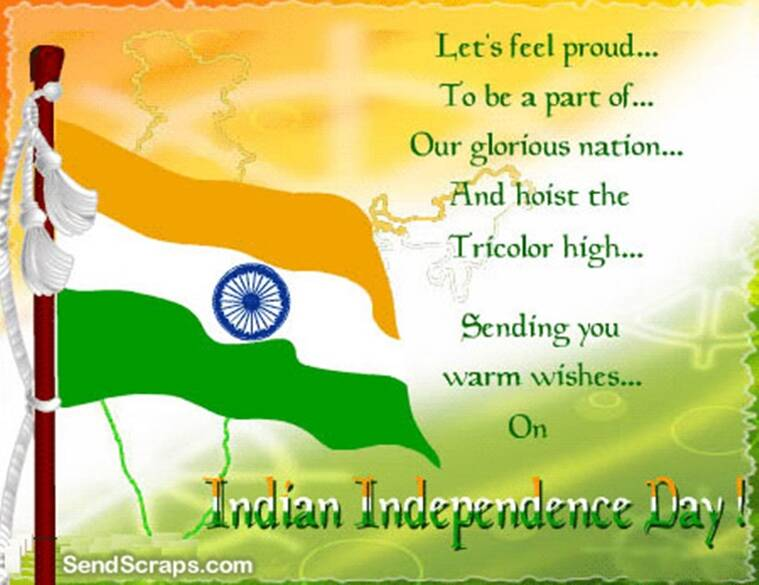 Happy independence day 2017 smses whatsapp and facebook messages source dekhnews m4hsunfo