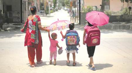 'Security exercise':Chandigarh schools ask parents to do bus duty, to releaseroster