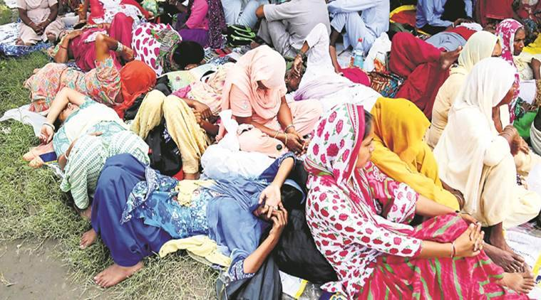 dera verdict, gurmeet ram rahim singh, dera sacha sauda, panchkula, punjab, rape case verdict, indian express