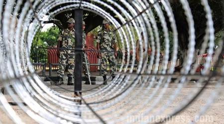 Chandigarh police seal entry points, to keep tight security at borders for a week