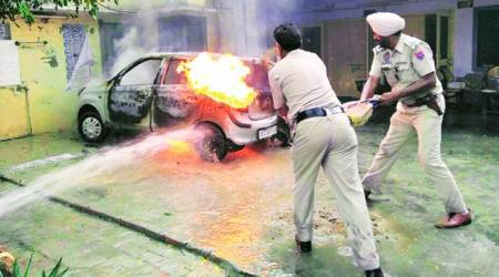 Haryana violence: 3 held for 'sedition' sent to judicial custody