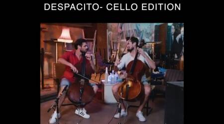 WATCH: This cello rendition of Despacito is the best thing on the Internet