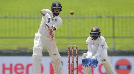 India vs Sri Lanka, Shikhar Dhawan, KL Rahul, Sandakan, sports news, cricket, Indian Express