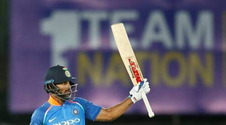 Shikhar Dhawan scores 11th century, his fastest in ODIs