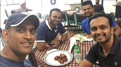 MS Dhoni, Suresh Raina's practice session moments at NCA