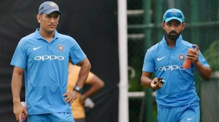 Nike gives new training kits to Team India
