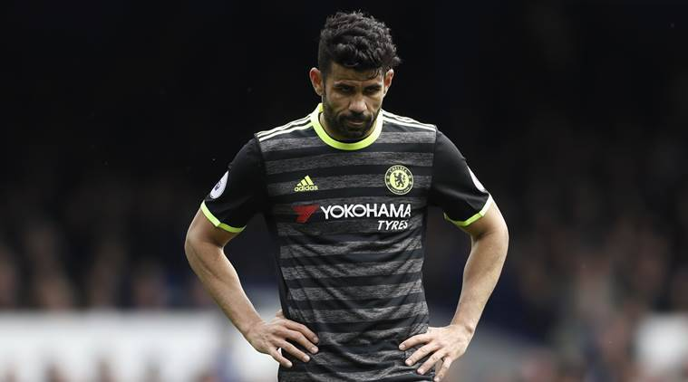 Diego Costa, Chelsea, Atletico Madrid, Premier League, sports news, football, Indian Express