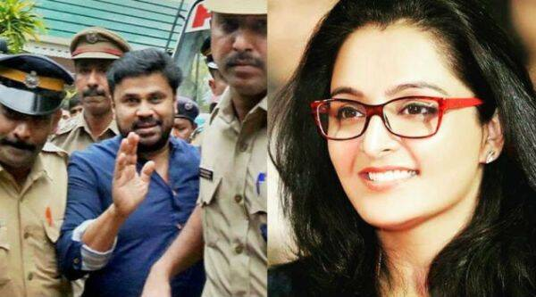 manju warrier dileep, dileep manju warrier,
