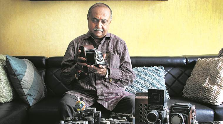 World Photography Day, Dilesh Parekh, Guinness World Record for the largest collection of cameras, Maharashtra news, India news, National news