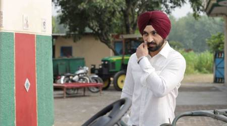 Diljit Dosanjh's first photo from his next looks fresh and promising
