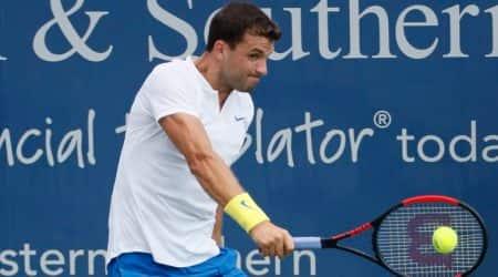 Gregor Dimitrov, Madison Keys, Feliciano Lopez, Western & Southern Open