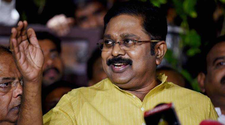 TTV Dinakaran, Dinakaran loyalist, TAmil political crisis, sasikala, AIADMK, AIADMK general secretary, India news, Indian Express