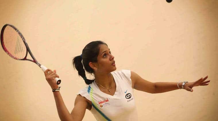 Dipika Pallikal, Dipika Pallikal India, Dipika Pallikal injury, 74th Senior National Squash Championship, sports news, Indian Express