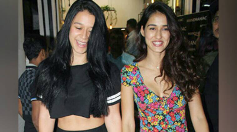 disha patani, krishna shroff, disha patani krishna shroff pics, bollywood friendships, bollywood bffs