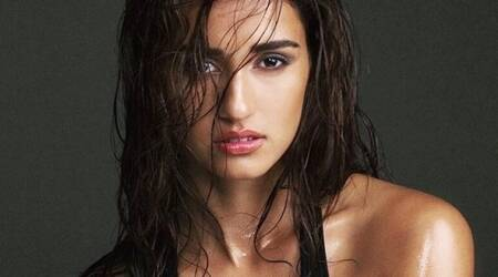 Disha Patani's lacy affair sets temperatures soaring in her latest magazine cover shoot