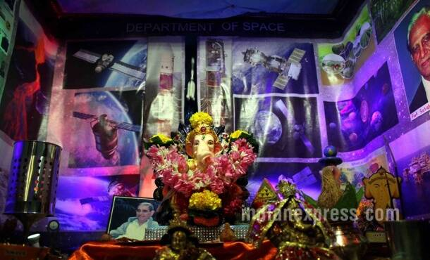 Ganesh Chaturthi 2017: From denim to home appliances, UNUSUAL Ganpati Bappa idols