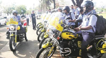 Doctors on bikes to help patients in slums
