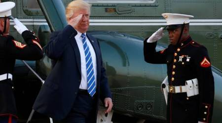 US President Donald Trump tweets weird articles of his ego-driven thoughts, spouts rubbish: North Korea