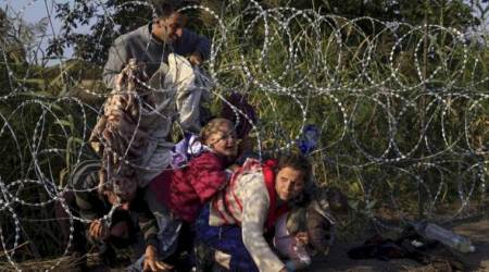 Europe migrant crisis: Germany and Egypt agree deal to stem migrantflow