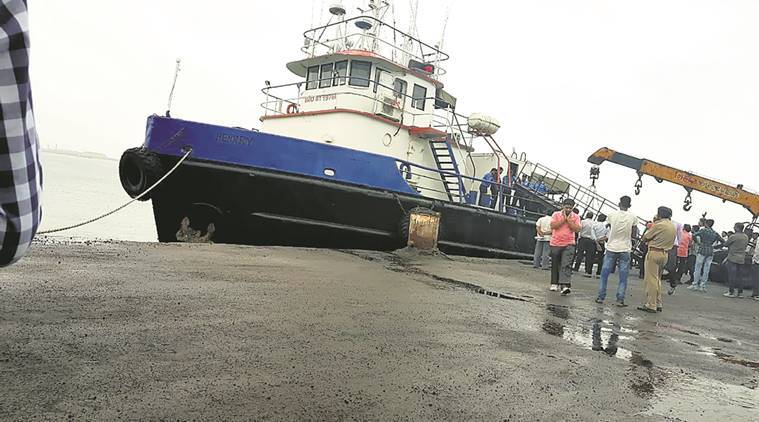 Rs 3,500-crore drug haul: 'Ghost ship' seizure only fifth of annual