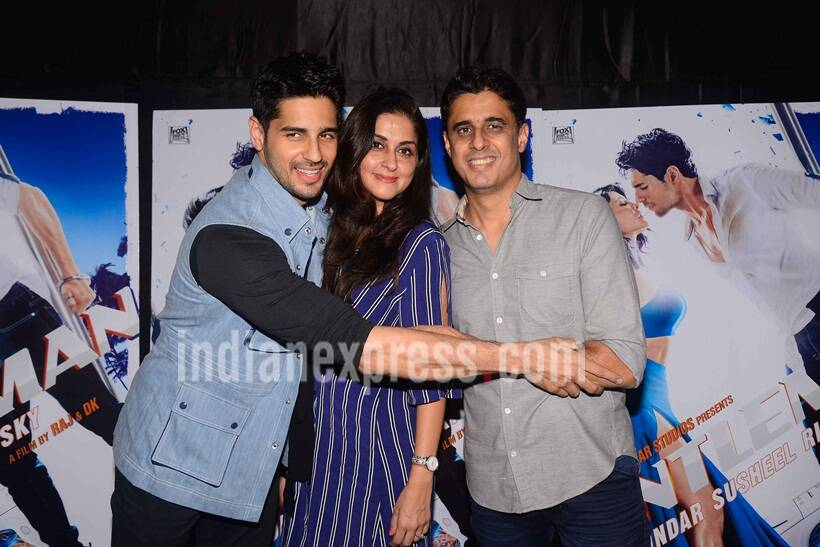 Sidharth Malhotra promotes his film amid violence; receives flak from all over!