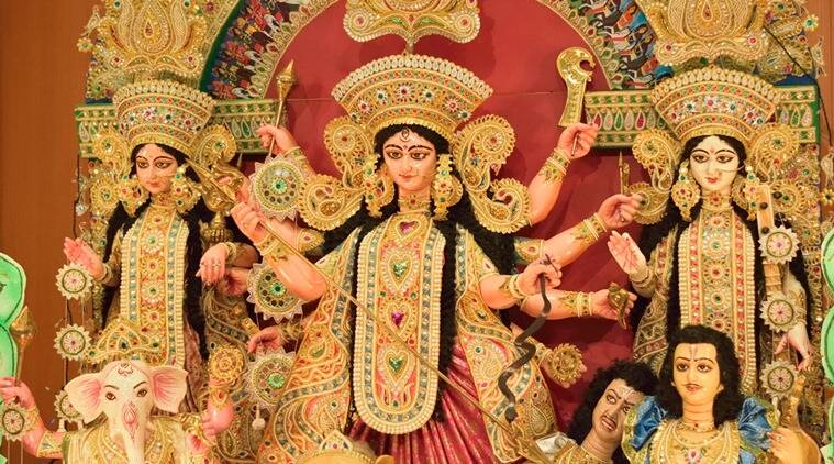 Durga Puja, when is Durga Puja, when is durga puja celebration, Navratri dates, goddess Durga, festival, festivals in india, celebration, Indian express, Indian express news