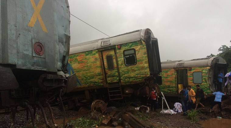new railway board chairman, ashwani lohani, indian railways, irctc, nagpur train derailment, indian express