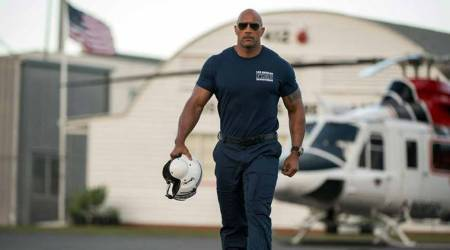 Dwayne Johnson's role in San Andreas helps boy save his little brother