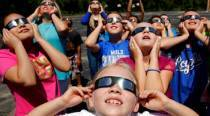Millions of Americans to gaze upon Monday's once-in-a-lifetime solar eclipse