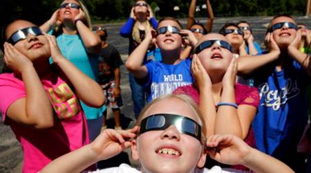 solar eclipse, solar eclipse 2017, united states solar eclipse, us solar eclipse, us solar eclipse 2017, solar eclipse united states, world news, latest world news, indian express, indian express news