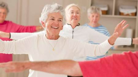 Age-related frailty may be delayed with proper lifestyle