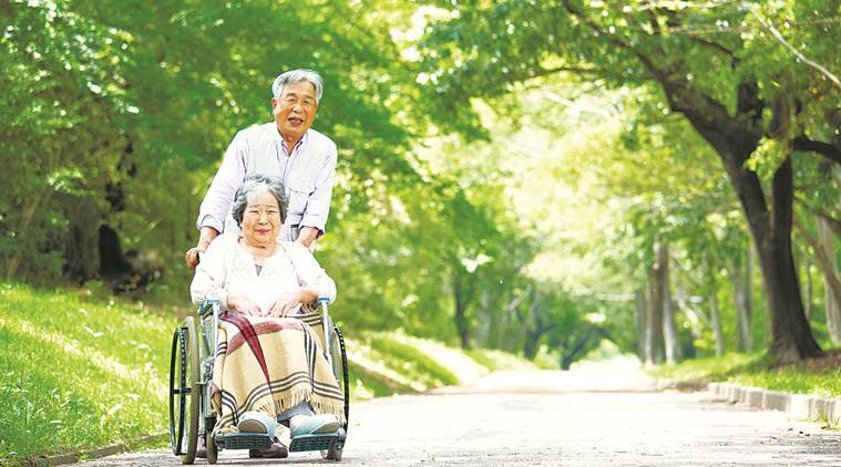 Andes islands,Japanese islands, Okinawa island,healthiest elderly people, long living elderly people
