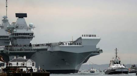 What makes Britain's biggest ever warship, HMS Queen Elizabeth, special