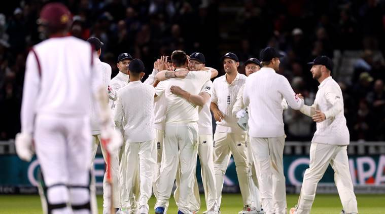 england vs west indies, eng vs wi, england vs west indies test series, michael vaughan, cricket news, sports news, indian express